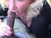 Tall Horny Insatiable Blonde Slut will get BBC anyway she can
