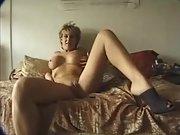 Amazing busty french slut sex party